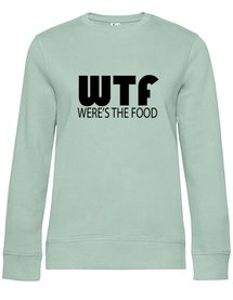 Sweater met tekst
