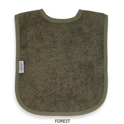 Slab forest geborduurd met naam