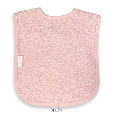 Slab blush geborduurd met naam