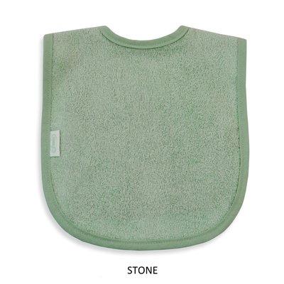 Slab stone geborduurd met naam