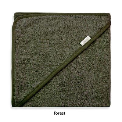 Badcape forest met naam