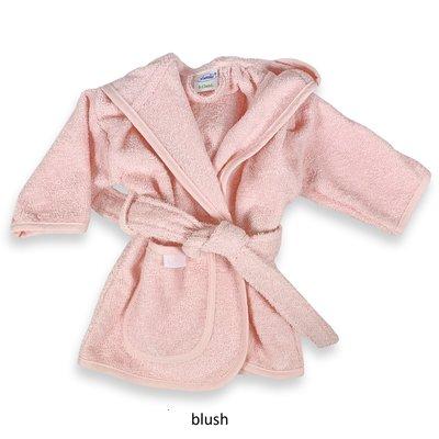 Badjas blush geborduurd met naam