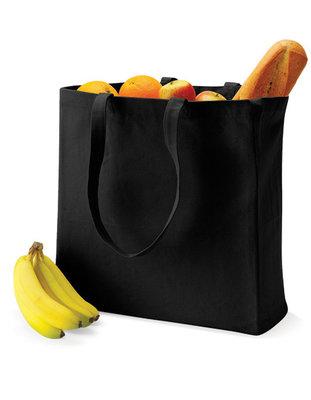 Draagtas/shopper zwart