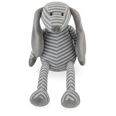 Hond grijs gestreept model 3