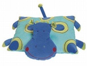 Kussen Nijlpaard