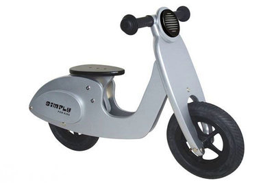Loopfiets scooter