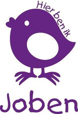 Sticker Vogel