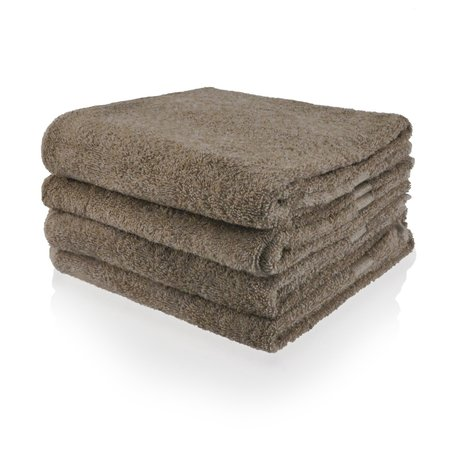 Washand Taupe Donker