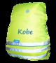 Bag-Cover-fun-geel-met-naam