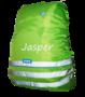 Bag-Cover-fun-groen-met-naam