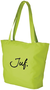 Strandtas-shopper-lime-Juf